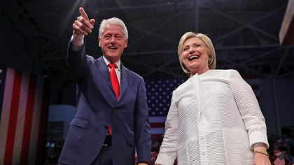 Clintons Shell Out $1.16M to Buy House Next Door in Chappaqua