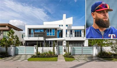 Party at Napoli's? Mike Napoli Buys Brand-New Florida Mansion for $7M