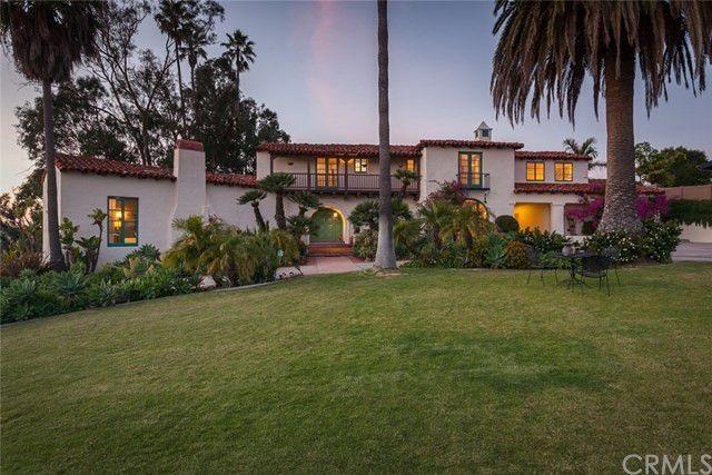 Goldschmidt house in San Clemente, CA
