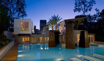 Frank Gehry-Designed Schnabel House in L.A. Lists For $13M