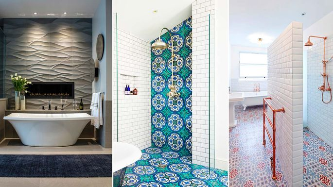 Get This Look: 9 Bathroom Design Trends We'Re Swooning Over