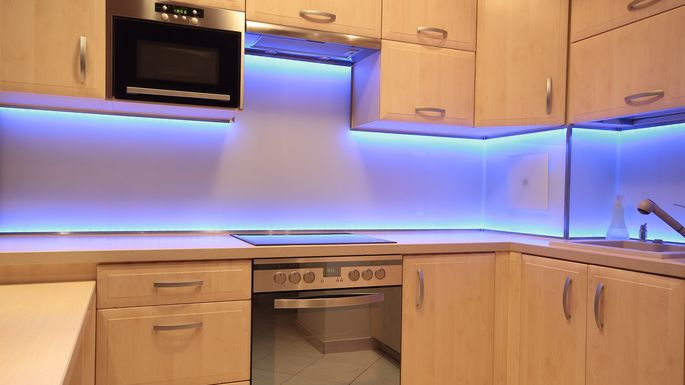kitchen-LED-lights