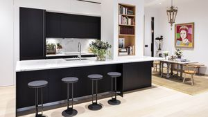 The Future of Kitchen Design Is Hands-Free and Smartphone-Activated