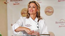 Celebrity Chef Cat Cora Hopes to Cook Up a Sale in Santa Barbara