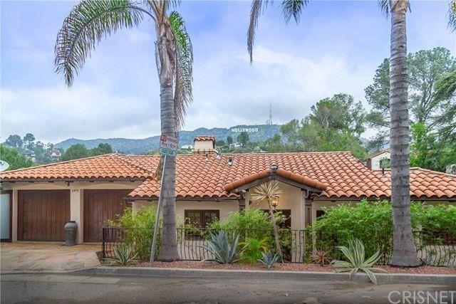 Karina Smirnoff's Hollywood Hills, CA, home
