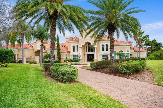 $2.19 million mansion in Orlando, FL