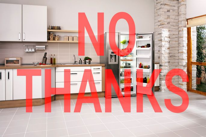 Why Open Kitchens Are Bad And Closed Good
