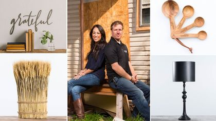 5 Fall Decor Items From Chip and Joanna Gaines That Suggest They're Off Their Rockers