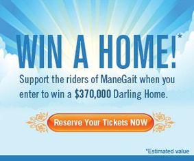 Got $100? Darling Deal Nets Free Texas Dirt, Helps a Horse!