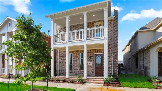 A three-bedroom home in Frisco for less than $500,000.