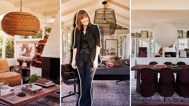 An Exclusive Tour of HGTV Star Leanne Ford's Gorgeous New Home