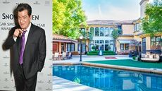 Charlie Sheen's Beverly Hills Party Pad Now On the Rental Market