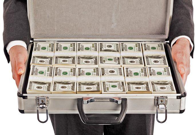 money-breifcase
