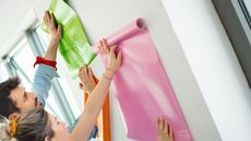 Is Temporary Wallpaper as Easy as It Seems? A DIY Reality Check