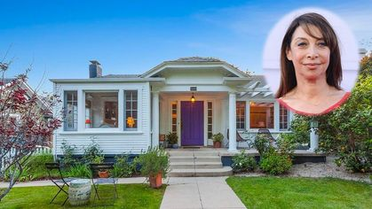 Actress Illeana Douglas Selling Her Sweet, Vintage Bungalow in L.A.
