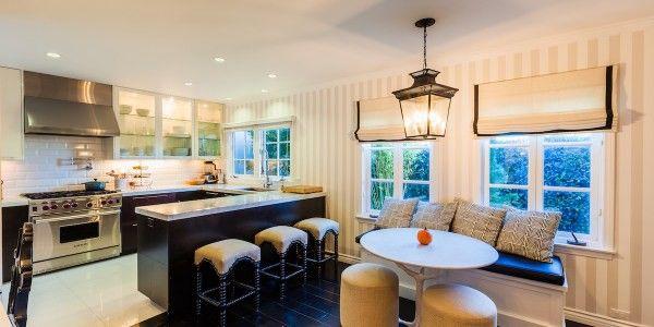 Jamie-Lynn Sigler's open kitchen