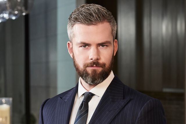 Million Dollar Listing's Ryan Serhant has a new beard, a new wife, and 100 new properties to sell this season