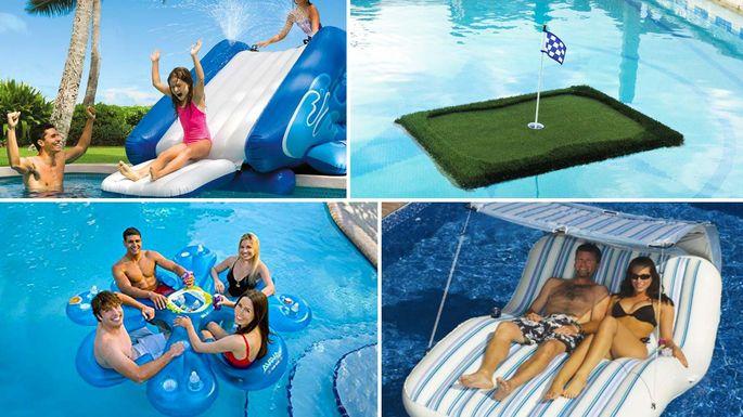 Pool Accessories That Raise The Bar On Summer Fun Realtor Com
