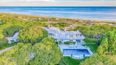 $55M Oceanfront Compound in East Hampton Is Most Expensive New Listing