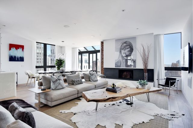 Rosie O'Donnell's chic new pad
