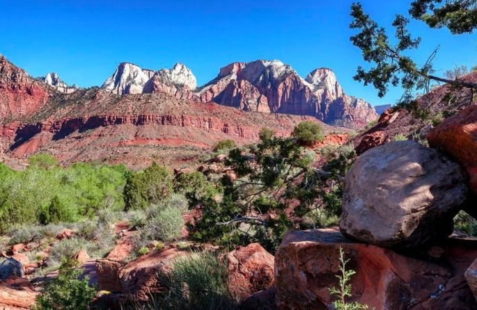 2.3 acres for sale near Zion National Park in Utah