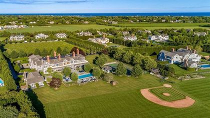 $40M Perk-Packed Hamptons Home Is the Week's Most Expensive New Listing