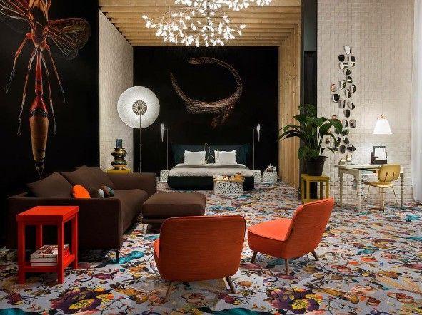 Kit Miles carpet