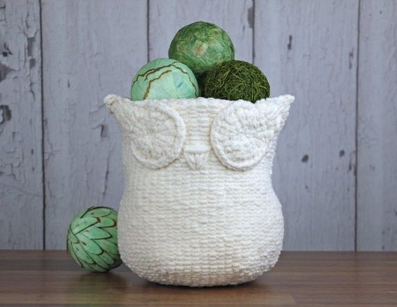 8 Knitted Home Decor Projects That Are Clever And Modern