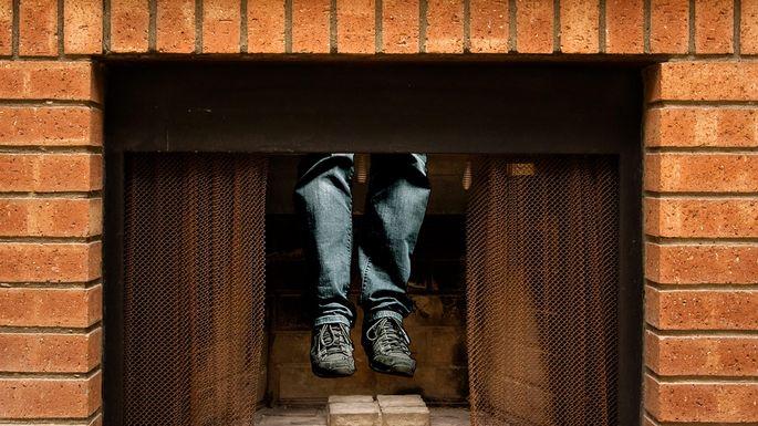 stuck-in-chimney