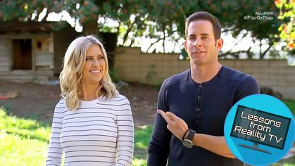 Tarek El Moussa and Christina Anstead Can't Stop Arguing About One Big Thing