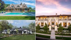 New Year, New Homes: 7 Stunners on the Market That Are Fresh for 2018