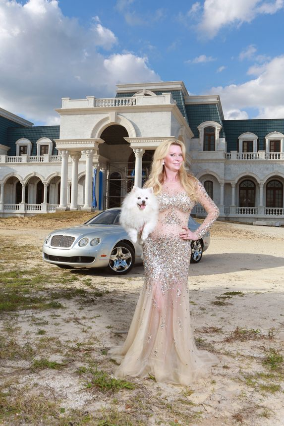Siegel Known To Millions As The Queen Of Versailles