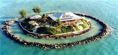 Private Coral Island Paradise in Florida Listed for $12 Million