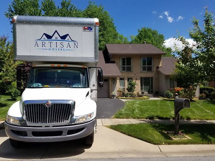 Artisan Movers in Rockville, MD