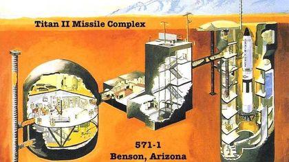 Two More Titan II Nuclear Missile Silos Blast Onto the Market in Arizona