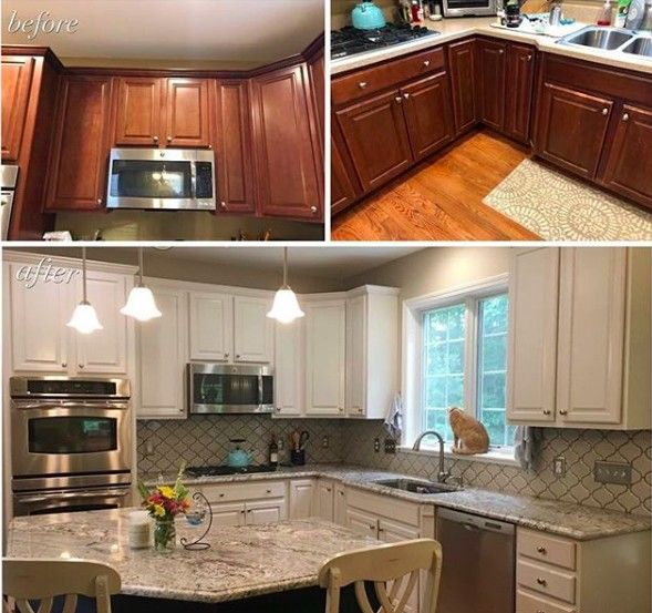 how to remodel your kitchen without renovating