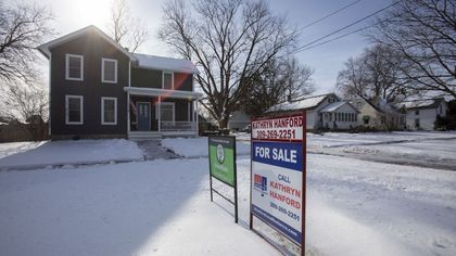 U.S. Existing-Home Sales Declined 1.3% in January