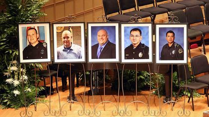 Holiday Heart Warmer: Foundation Pays Off Mortgages for Slain Police Officers' Families