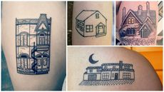 House Tattoos: The Latest Craze That Takes Home Love to a Whole New Level
