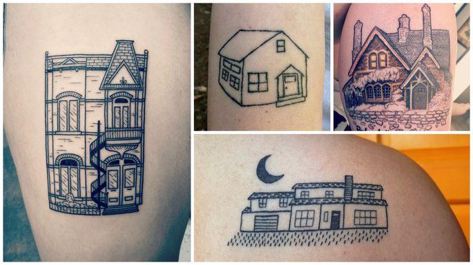 4f9c1b989 House Tattoos: The Latest Craze Explained | realtor.com®