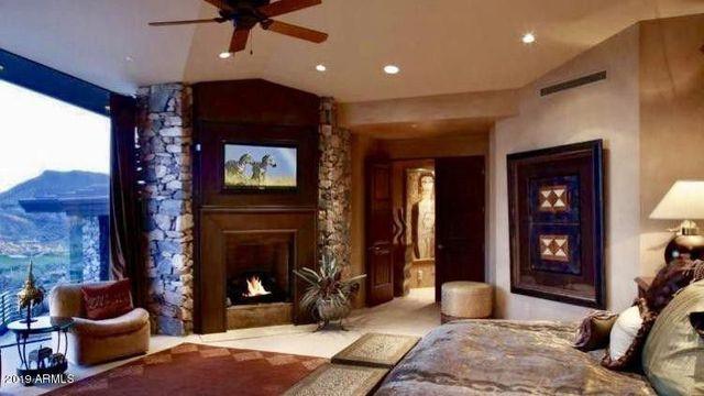 Main bedroom suite Steven Seagal home