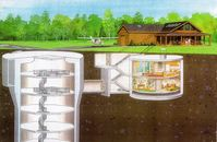 Nuclear Missile Silo-Turned-Luxury Home