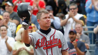 Chipper Jones Off to a New Block: Baseball Hall of Famer Selling Georgia Mansion