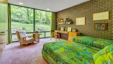 $2.25M Pittsburgh Home Is a Masterful Midcentury Time Capsule