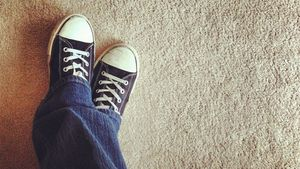 The Ugly (and Filthy) Truth About Wearing Shoes in the House