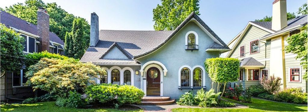 Once Upon A Time: 10 Storybook Homes Where You Can Live Happily Ever After