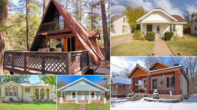 Bargain hunt here are 10 move in ready homes under 100k for Homes under 100k in california