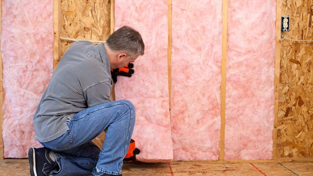 This pink insulation won't put you in the red.