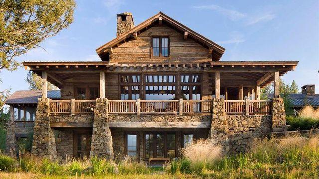 Custom $25M Estate With 160 Acres Is Montana's Most Expensive Listing   realtor.com®