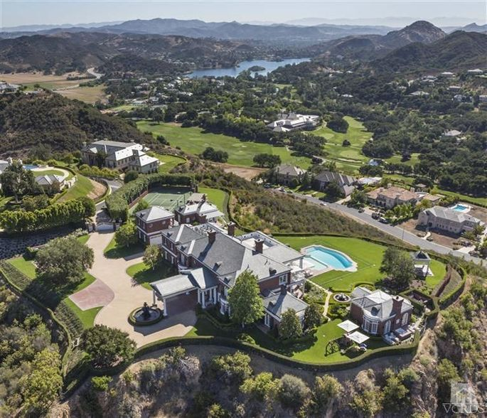 Thousand Oaks mansion